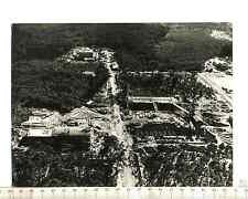 ORIGINAL PRESSEFOTO: 1957 JAPANS ERSTES ATOMZENTRUM in TOKAI  ATOM STATION im NO