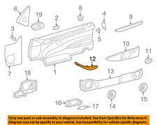 MERCEDES OEM 98-03 CLK320 Door-Pull Handle Left 20881003547D44