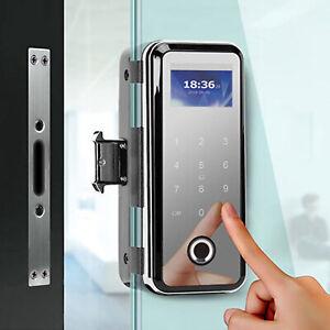 Smart Fingerprint Electronic Door Lock Keypad Keyless Entry Home Security Lock