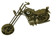 Motor Bike Showpiece Antique Style Classic Handmade Metal Motorcycle Home Decor