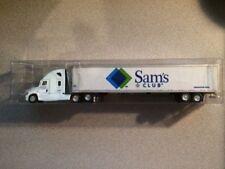 Tonkin Replicas 1/87 Freightliner Cascadia Walmart Tractor w/53' Sam's Van