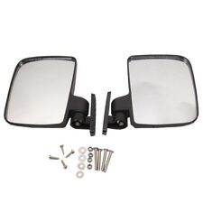 Golf Cart Mirrors Side Rear View Fits Club Parts Electric Car Ezgo Yamaha NEW