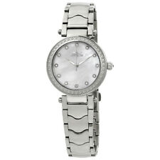 Invicta Wildflower Mother of Pearl Stainless Steel Ladies Watch 22193