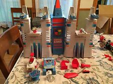 99% Complete 1984 Panosh Place VOLTRON toy series!Working Electronics, no breaks