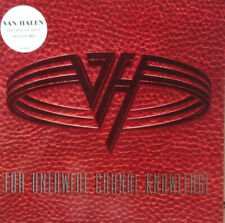 Van Halen ‎– For Unlawful Carnal Knowledge (2019) red vinyl UK NEW LP