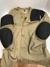 Vintage Men's Bob Allen Size 38 Shooting Jacket Elbow & Shoulder Thick Pads. A3