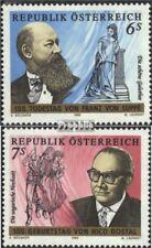 Österreich 2167-2168 (kompl.Ausg.) gestempelt 1995 Komponisten