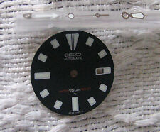 DIAL and HANDS SET made for SEIKO DIVER  4205 Lady  New