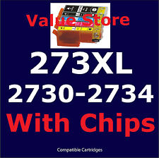 15x 273XL (Black) cartridge for Epson Expression Premium XP-620 XP-720 XP-510