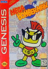 Mega Bomberman (Sega Genesis, 1994)