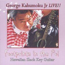 ☆☆Hawaiian Slack key ☆Footprints in the Poi☆ George Kahumoku Jr☆ World Music☆☆