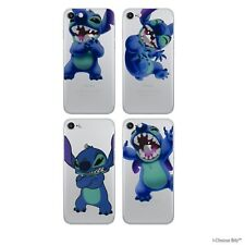 """Lilo and Stitch Soft Gel Case/Cover for Apple iPhone 7 / Screen Protector 4.7"""""""