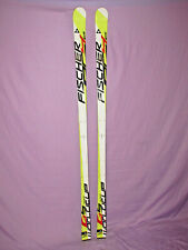 One Way Fischer RC4 Speed 18//19 Riesenslalom Slalom Racetrack Carver Alpin Skise