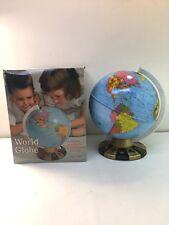 Vintage Ohio Art No. 986 World Globe Zodiac Base With Box
