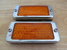 99-1119 TRIUMPH T140 T150 T160 TR7 BONNEVILLE TRIDENT OIL COOLER REFLECTOR (PR)