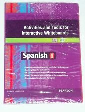 Spanish 1 Pearson Activities and Tools for Interactive Whiteboards