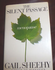 The Silent Passage by Gail Sheehy Hardcover Dust Jacket English 1992