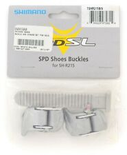 Shimano SPD SL Shoe Buckles Strap Set For SH-R215 Road Shoes Replacement 1 PAIR