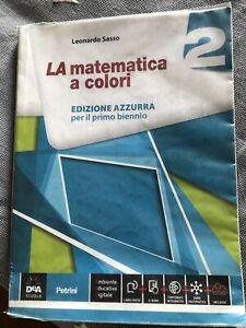 la matematica a colori 2 edizione azzurra per il brimo biennio