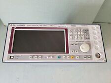 Rohde Amp Schwarz Sme 03 1038600203 Signal Generator Sme B19 Sm B5