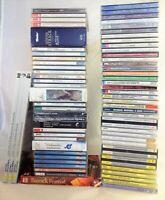 🎵  75x Klassik CDs   Komponisten Operetten Beethoven Mozart im Paket Sammlung