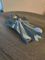 Star Wars Clone Wars Anakin Skywalker's Modified Jedi Starfighter 2008 Hasbro