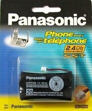 Panasonic HHR-P509 TYPE 20 CORDLESS PHONE Ni-MH BATTERY 2.4GHz 2.4V 1500mAh SST