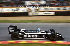 Derek Warwick Brabham BT55 British Grand Prix 1986 Photograph 1