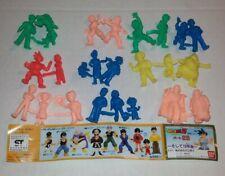 Dragon Ball Z Series 29 Set 10 Gashapon Capsule Toys Bandai