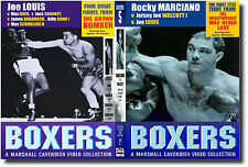 ROCKY MARCIANO & JOE LOUIS | Historic Boxing on DVD