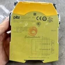 ONE Pilz safety relay PNOZ S7.2 C 24VDC 751177 New