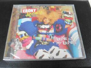 EBONY BONES! - BONE OF MY BONES - NEW / SEALED CD
