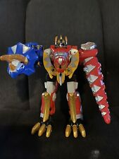 Bandai 2003 Power Rangers Dino Thunder Thundersaurus Megazord - Used
