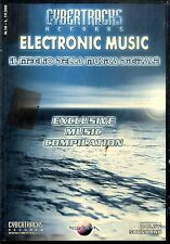 CYBERTRACKS RECORDS Electronic Music DVD Ottime Condizioni