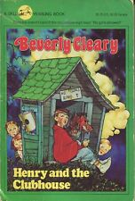 Henry and the Clubhouse by Beverly Cleary paperback a Yearling Book 1982 vintage