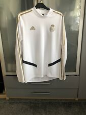 Mens Adidas Real Madrid Training Top Size Large
