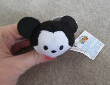 NWT MICKEY MOUSE VALENTINE'S DAY TSUM TSUMS Pink with White Wings