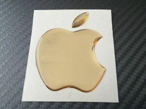 Apple Logo Sticker Aufkleber für iPhone, i Pad oder Auto, Ersatz Aufkleber.