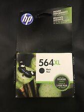 Genuine OEM HP 564XL Expired December 2015 Black Ink Cartridge Sealed CN684WN