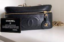 chanel Classic Vanity Leder Bag/Tasche