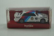 Herpa coche modelo 1:87 h0 bmw m3 rally nº 3558