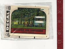 Vintage IMPKO Christopher Run Campground Mineral Va travel water decal FREE SHIP