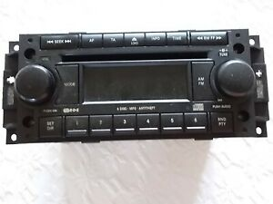 autoradio originale JEEP per Grand Cherokee