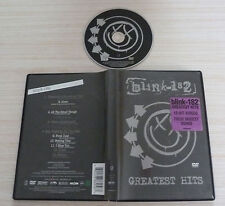 DVD PAL MUSIQUE BLINK 182 GREATEST HITS 13 TITRES ALL ZONE