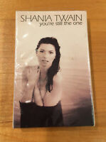SHANIA TWAIN You're Still The One + Don't Be Stupid U Know I❤️You Cassette NEW!