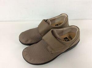 Propet WPRX25 Olivia Taupe Size US 9 Shoes #710