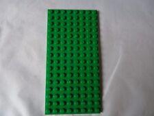 LEGO 92438 GREEN 8 x 16 BASE PLATE