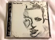 Brand New CD ~ ~ The Secular ~ ~ Hatesex ~~ Fast Shipping ~ ~ NEW - Never Opened