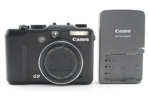 Canon PowerShot G9 12.1MP Digital Camera Made In Japan Excellent Tested #7159