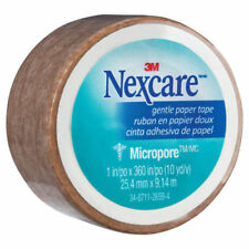 Nexcare Micropore Paper Tape 25Mmx9.1M Tan
